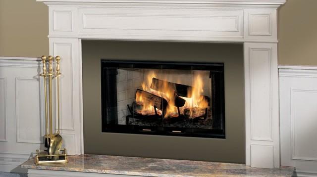 Clayton Zero Clearance Fireplace