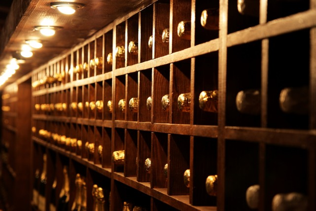Custom Wine Cellars San Diego
