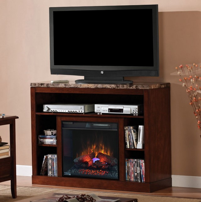 Duraflame Electric Fireplace Tv Stand