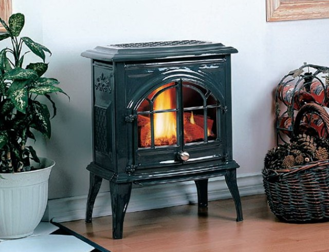 Freestanding Gas Stove Fireplace