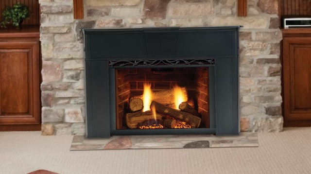 Gas Assist Fireplace Parts