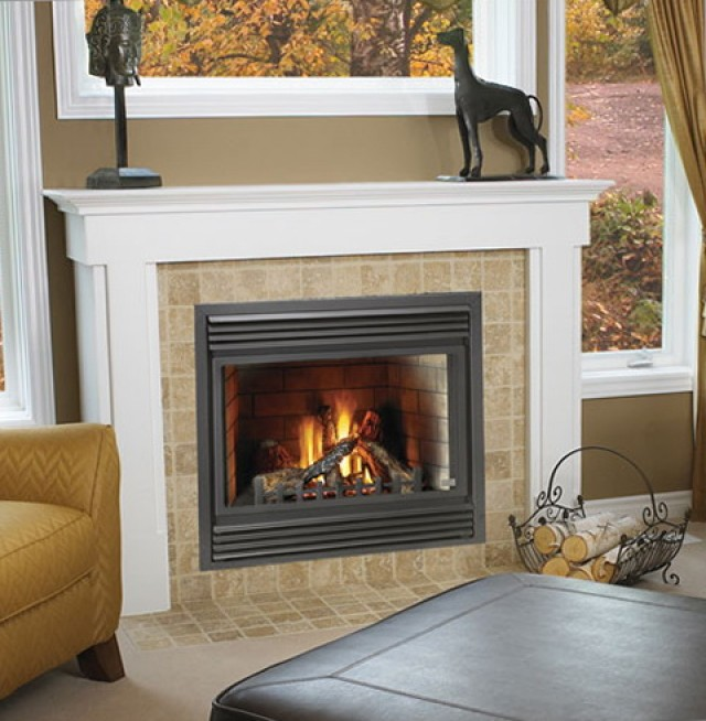 Gas Stove Fireplace Ideas