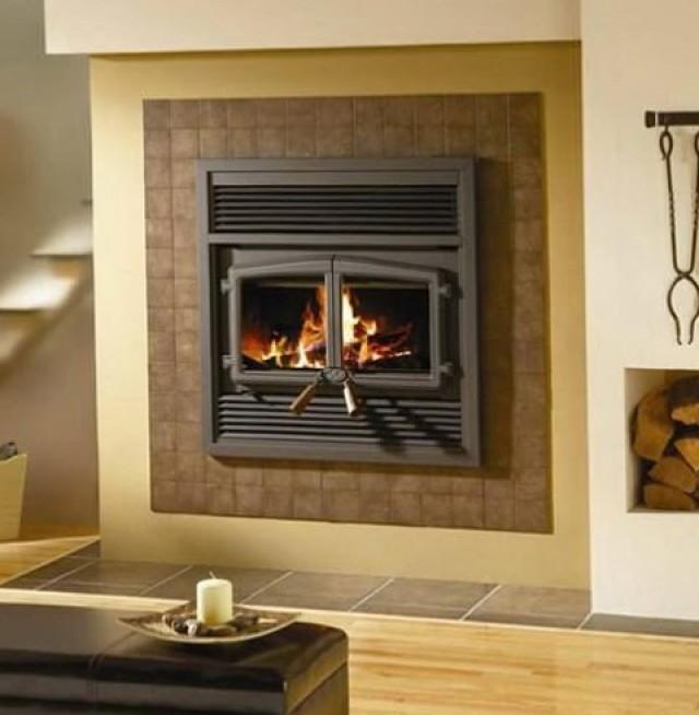 Installing A Zero Clearance Wood Burning Fireplace