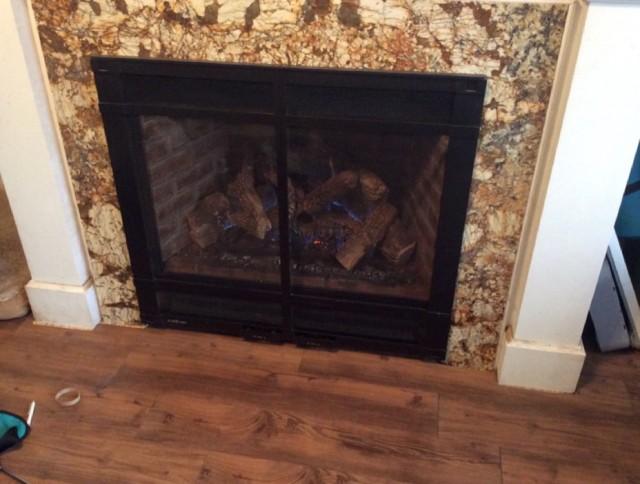 Lennox Gas Fireplace Repair