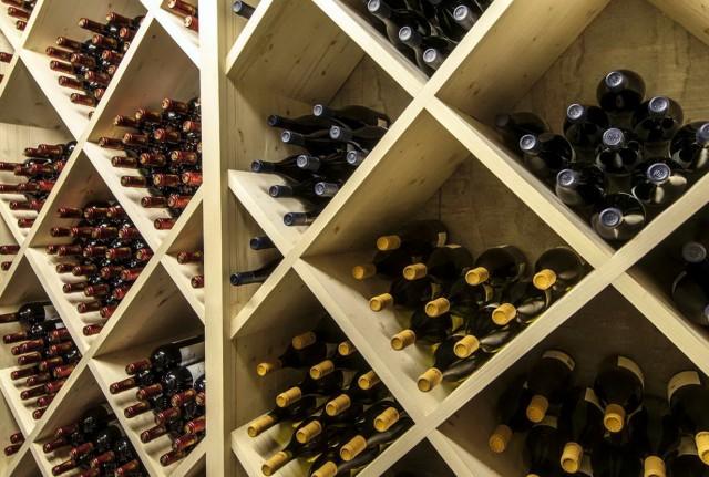 Martin Wine Cellar Menu