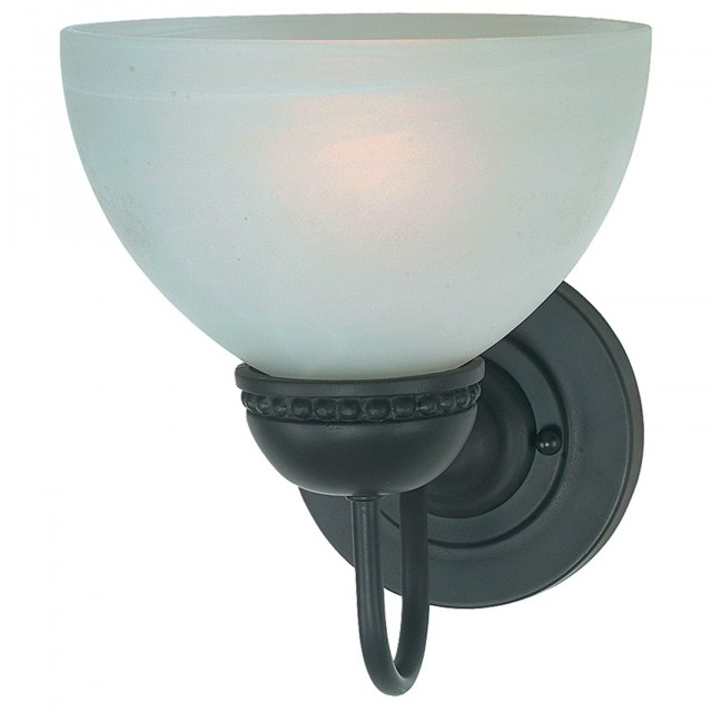 Oil Rubbed Bronze Sconce Light