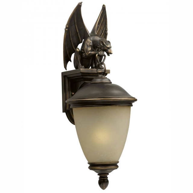 Oil Rubbed Bronze Wall Sconce Light