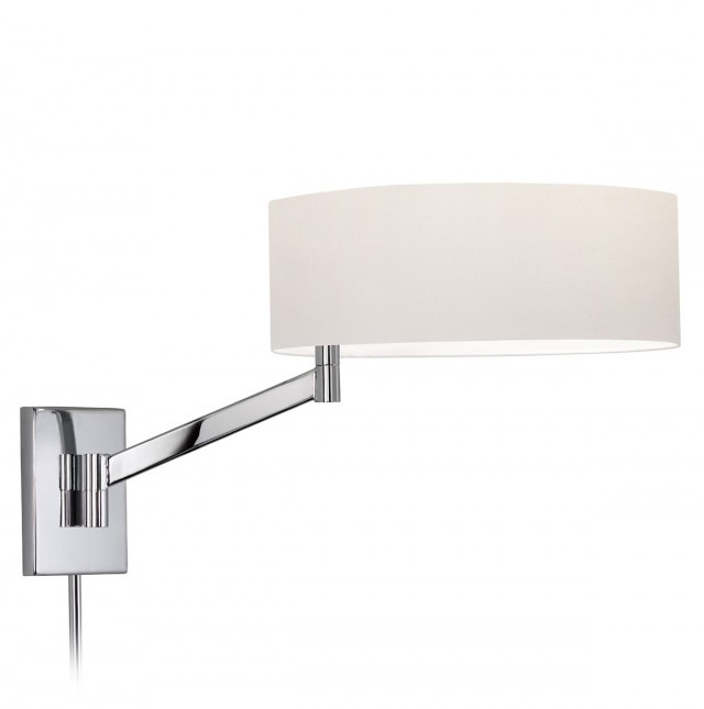 Restoration Hardware Swing Arm Sconce