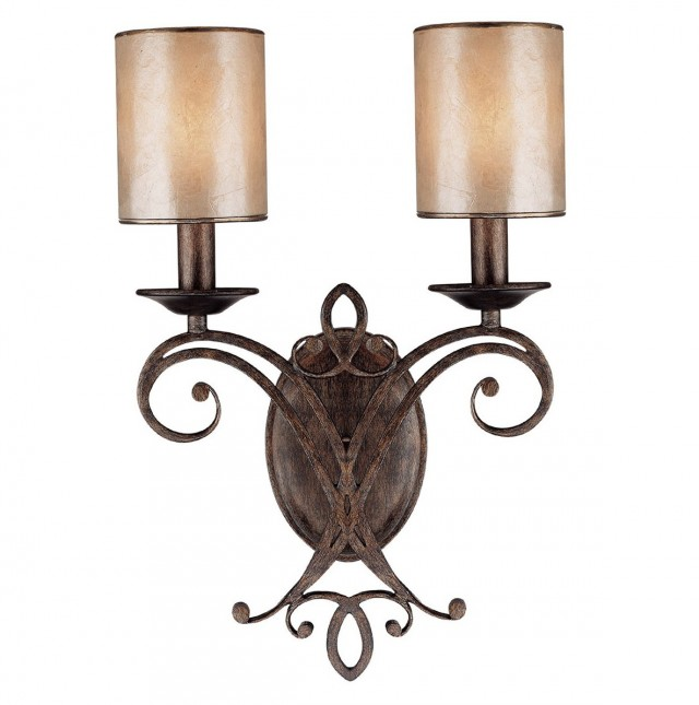 Rustic Wall Sconce Lights