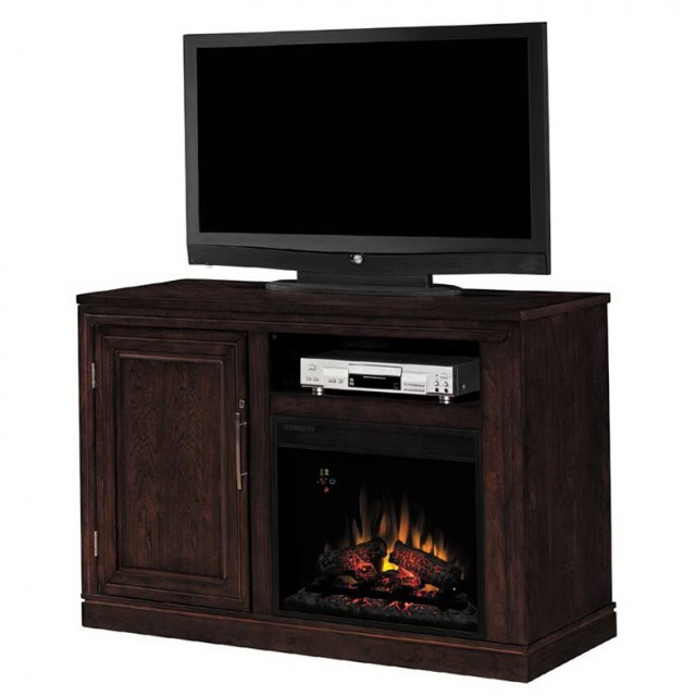 Tv Stand With Fireplace And Refrigerator