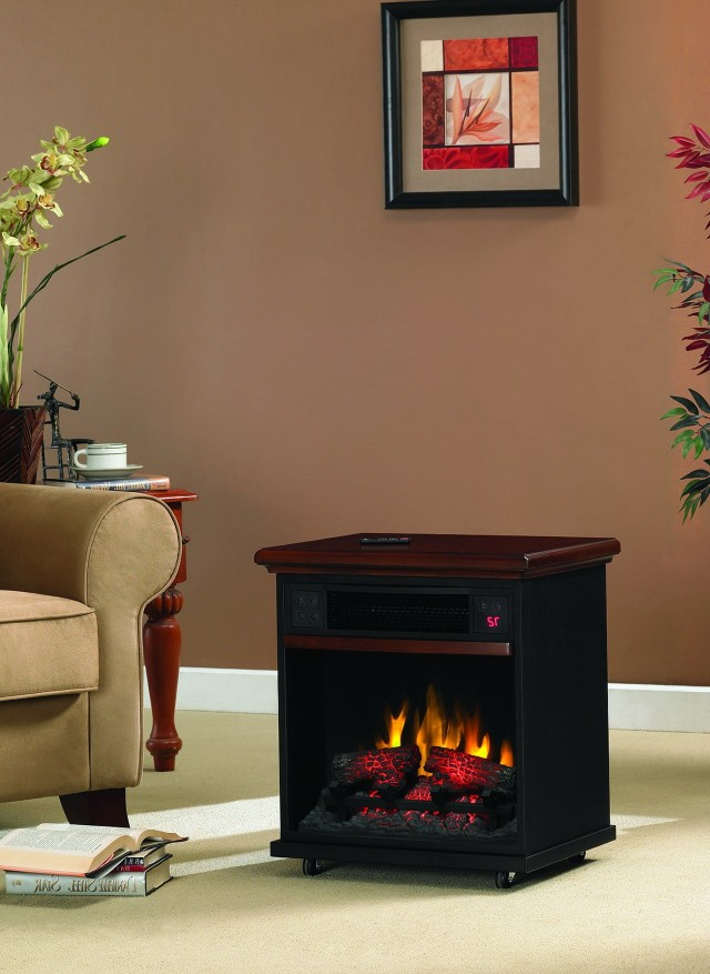 Twin Star Electric Fireplace 23ef010gaa