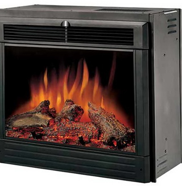 Twin Star Electric Fireplace Insert