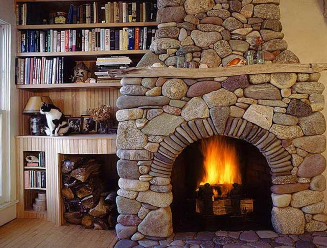 Types Of Fireplaces Indoors