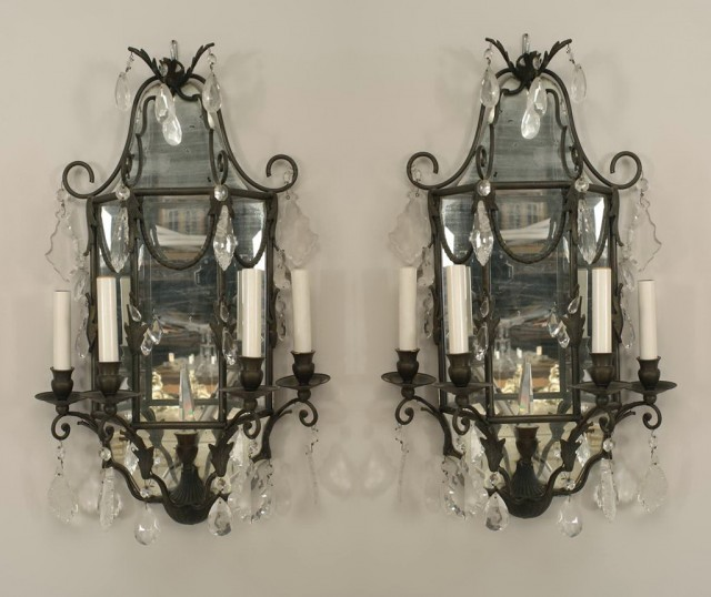 Victorian Wall Sconces Lighting