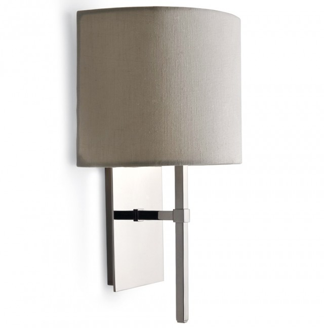 Wall Sconces With Fabric Shades
