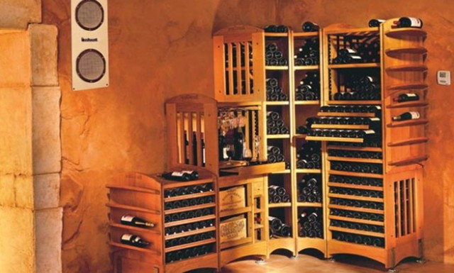 Wine Cellar Temperature Control
