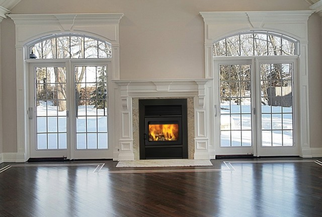 Zero Clearance Fireplace Dimensions