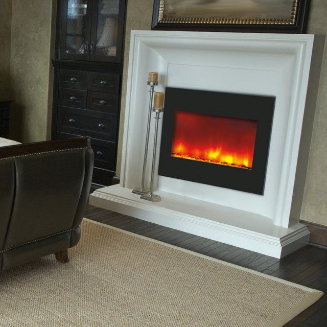 Zero Clearance Fireplace Framing