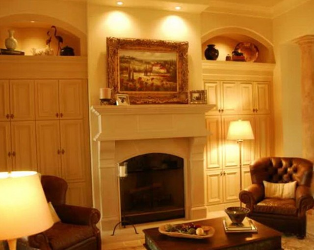 Cast Stone Fireplaces Dallas