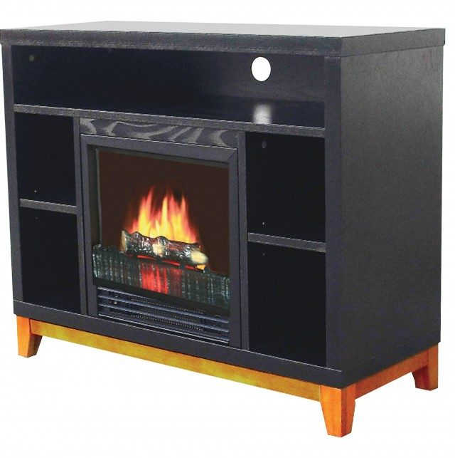 Electric Fireplace Entertainment Center Clearance