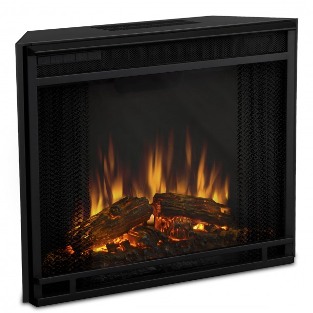Electric Real Flame Fireplace