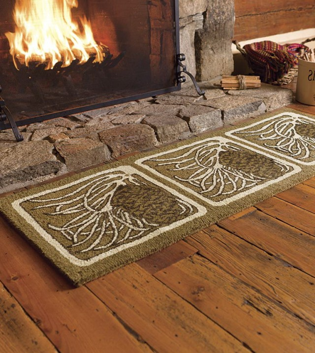 Fireplace Hearth Rugs Lowes