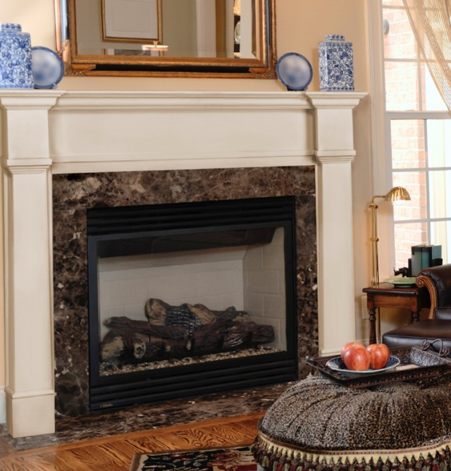 Fireplace Mantel Kits Amazon