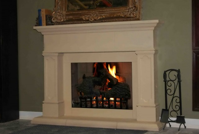 Fireplace Mantel Kits Home Depot