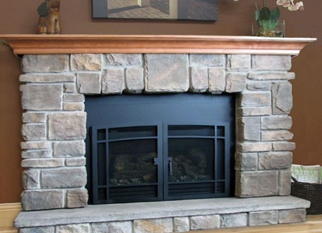 Fireplace Mantel Surround Kits