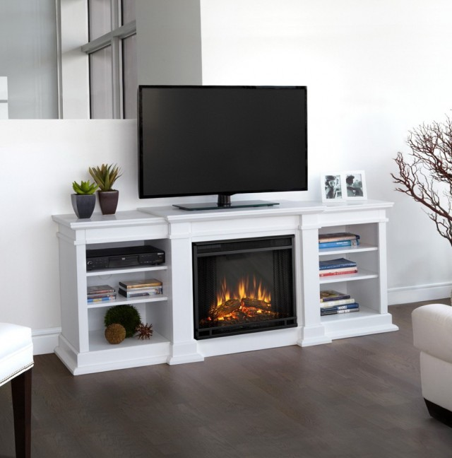 Fireplace Tv Stands Home Depot