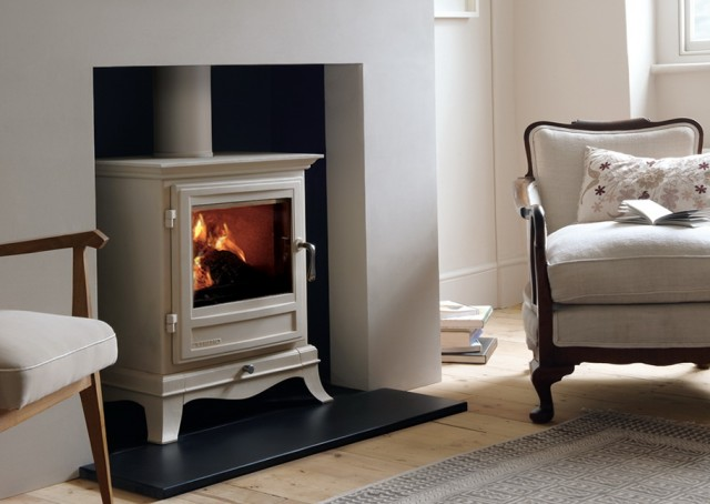 Gas Fireplace That Looks Like A Wood Stove