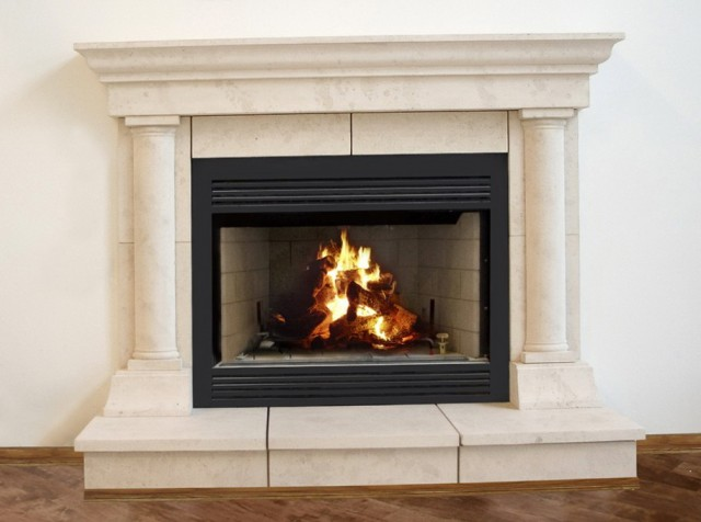 Granite Fireplace Surround Kits
