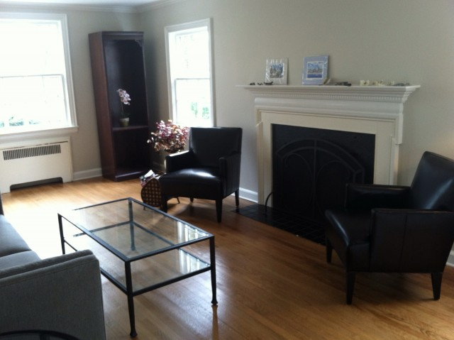 How To Decorate A Long Narrow Living Room With A Fireplace On A Side Wall