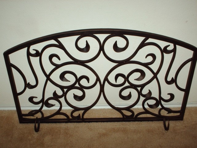 Iron Fireplace Screens Dallas
