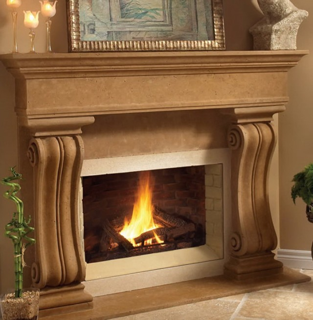 Marble Fireplace Mantel Toronto