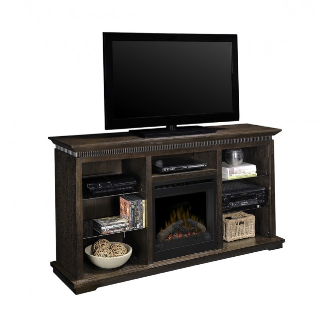 Media Console With Electric Fireplace Review