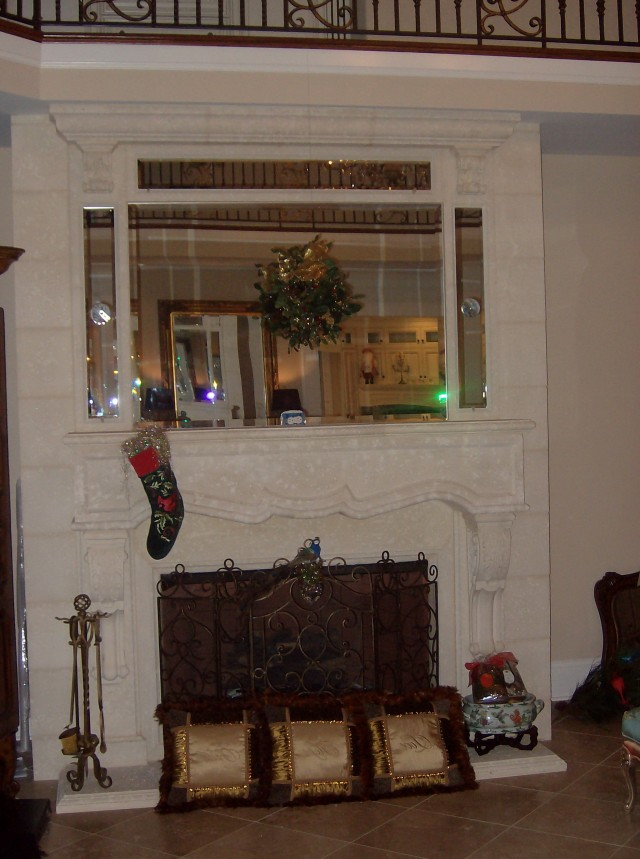 Photos Of Mirrors Over Fireplaces