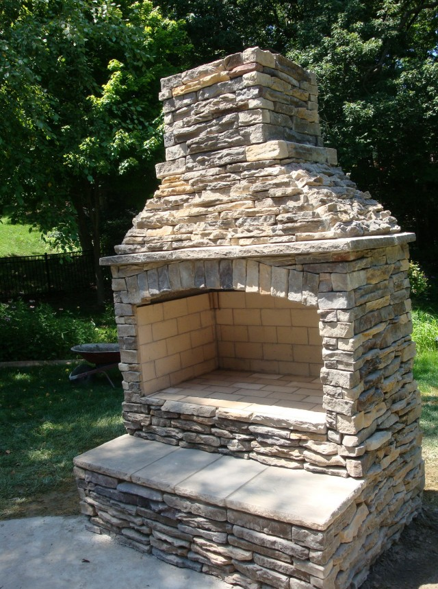 Stone Age Fireplace Kit Price