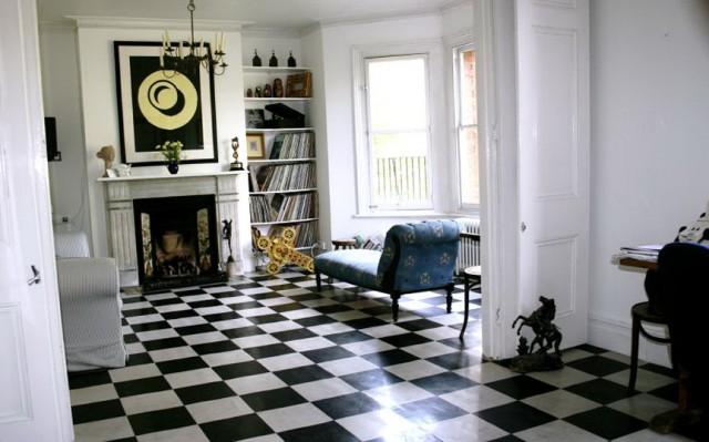 Victorian Fireplace Floor Tiles