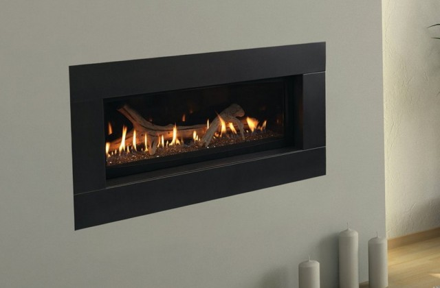 Wall Mount Natural Gas Fireplace