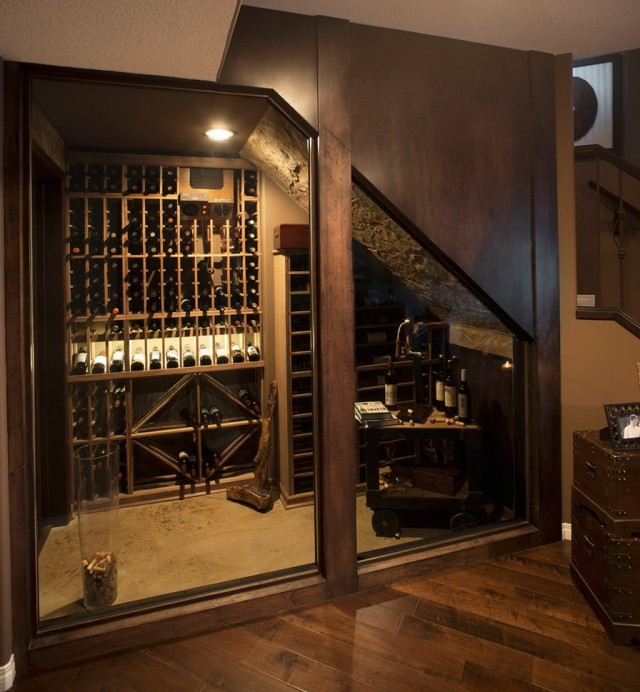 Basement Wine Cellar Ideas