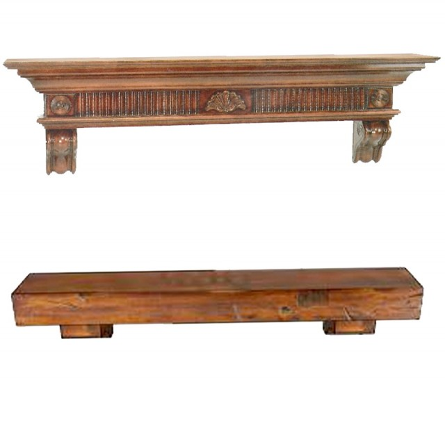 Buy Fireplace Mantel Shelf