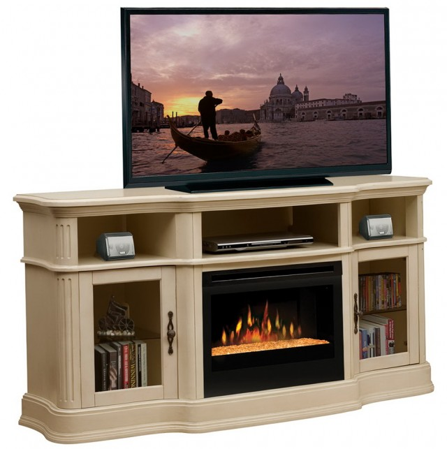 Cheap Electric Fireplace Media Center