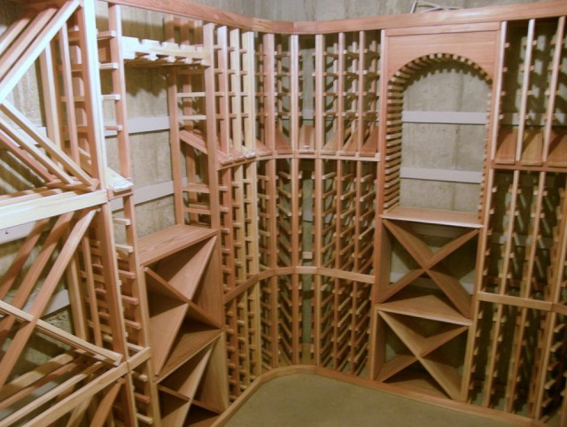 Closet Wine Cellar Ideas
