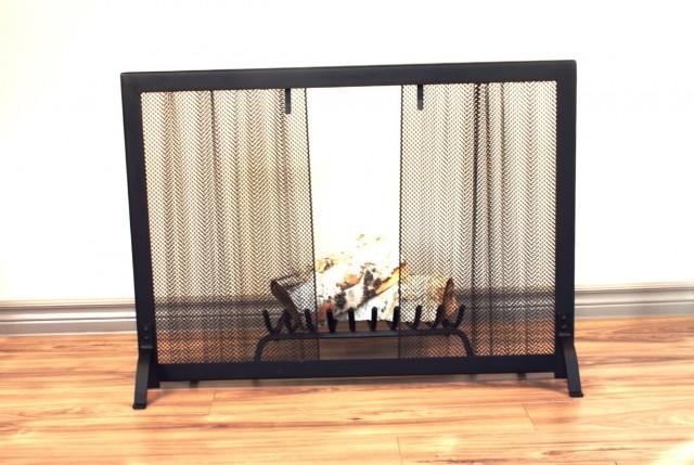 Custom Fireplace Screens Boston