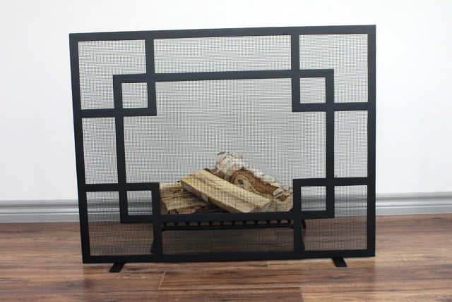 Custom Fireplace Screens Dallas