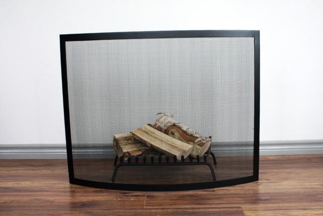 Custom Fireplace Screens Orange County Ca