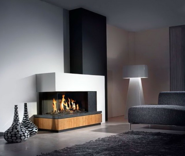 Fireplace Design Ideas Contemporary