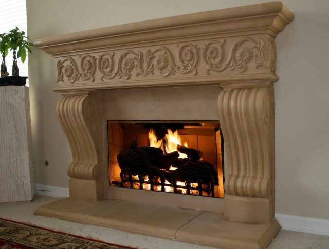 Fireplace Design Ideas For Stoves