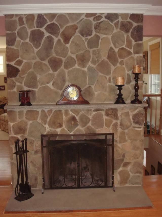 Fireplace Glass Rocks Home Depot